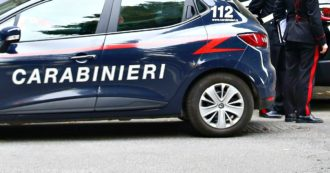 Salento, bomb explodes in front of the study of the mayor of Soleto: the entrance damaged