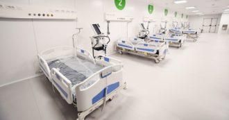 Fiera Milano Hospital, the primary: