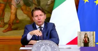 """Recovery fund, Conte: """"The 500 billion France-Germany proposal is a step, but much more needs to be done. Resources not up to the necessary estimates"""