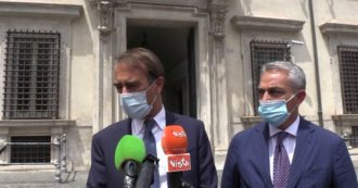 "Elections, Cangini and Pagano (FI) received by Conte ""Expressed doubts about election day. No to savings on quality democracy"