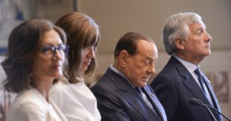 Berlusconi, all Forza Italia returns to scream against the