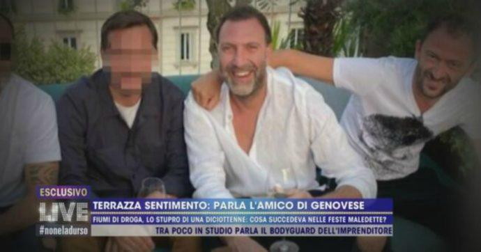 """Alberto Genovese, l'amico Daniele Leali ricoverato d'urgenza: """"Attaccato da Barbara D'Urso, lei ha scatenato l'invio di centinaia di messaggi di morte"""""""