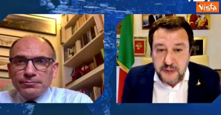 """Read to Salvini: """"A European comeback?  He will be happy if he joins the EPP """"- Il Fatto Quotidiano"""