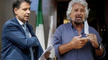 """M5s, c'è l'accordo tra Beppe Grillo e Giuseppe Conte. Nota congiunta: """"A breve ultimi dettagli per le votazioni di statuto e nuovo presidente"""""""