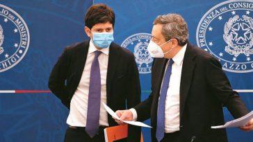 Coronavirus, Speranza proroga le restrizioni per chi viene in Italia da India, Bangladesh, Sri Lanka e Brasile. Vaccini Uk ora validi per green pass