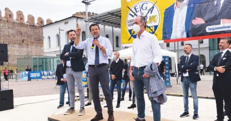 Coronavirus, solo in Italia se ne fa un dibattito politico: così la destra svolta verso Trump
