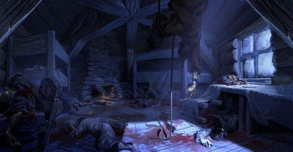 Фото: Эпоха дракона: Рождение Искательницы / Концепт ...