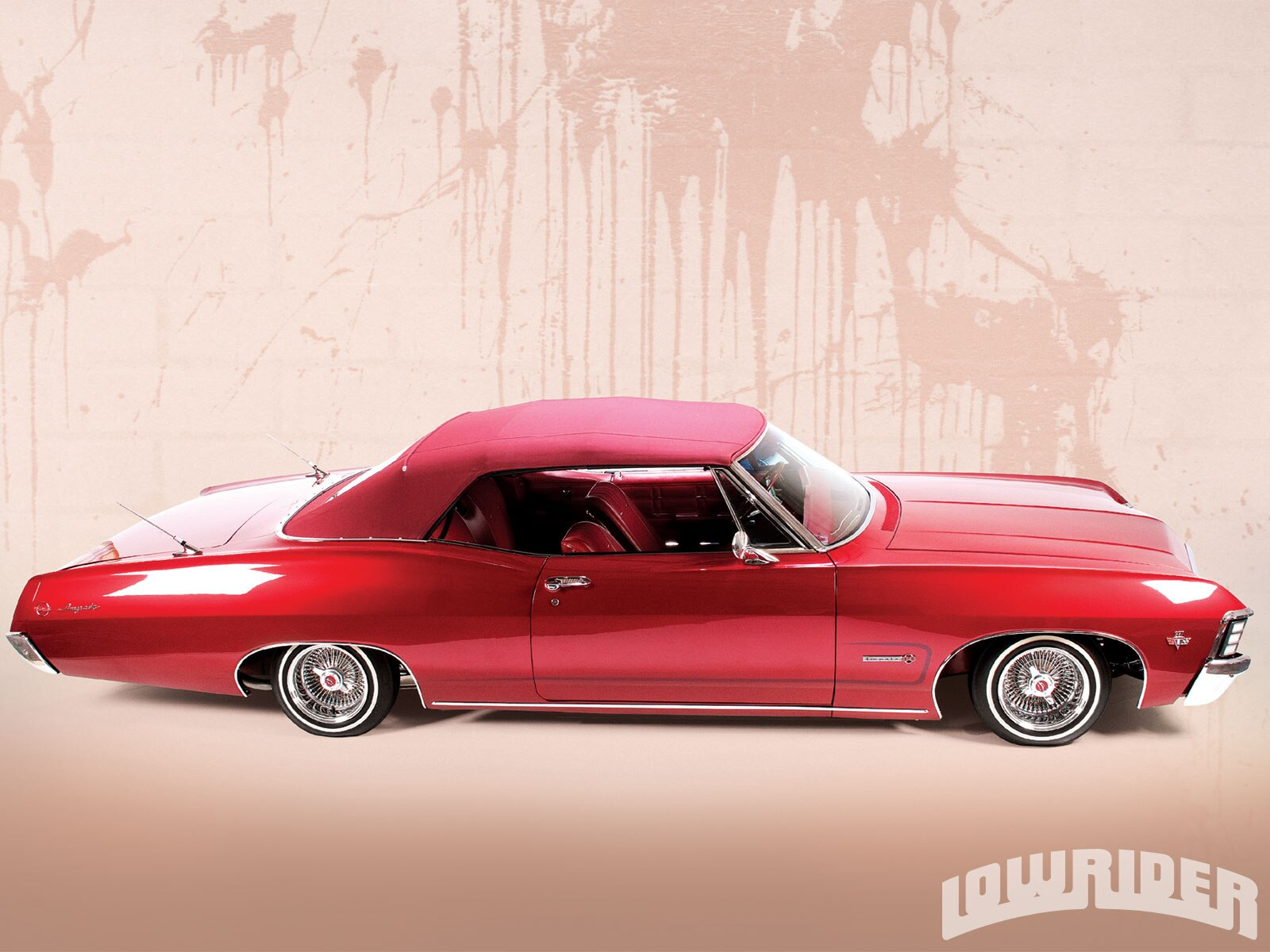 67 Chevy Impala Low Rider