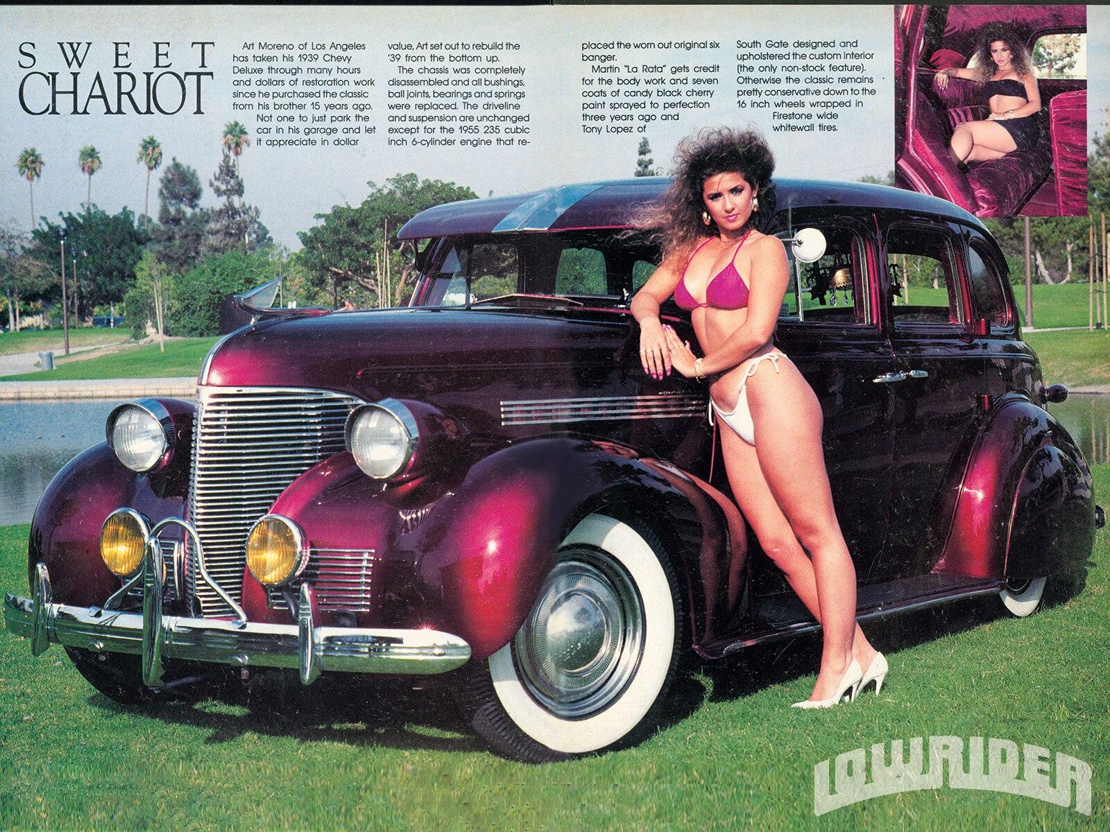 1939 Chevrolet Body Parts