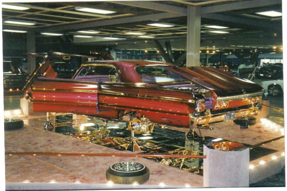 1963 Lowrider Impala Chevy Lowrider 1964 Impala Chevy And