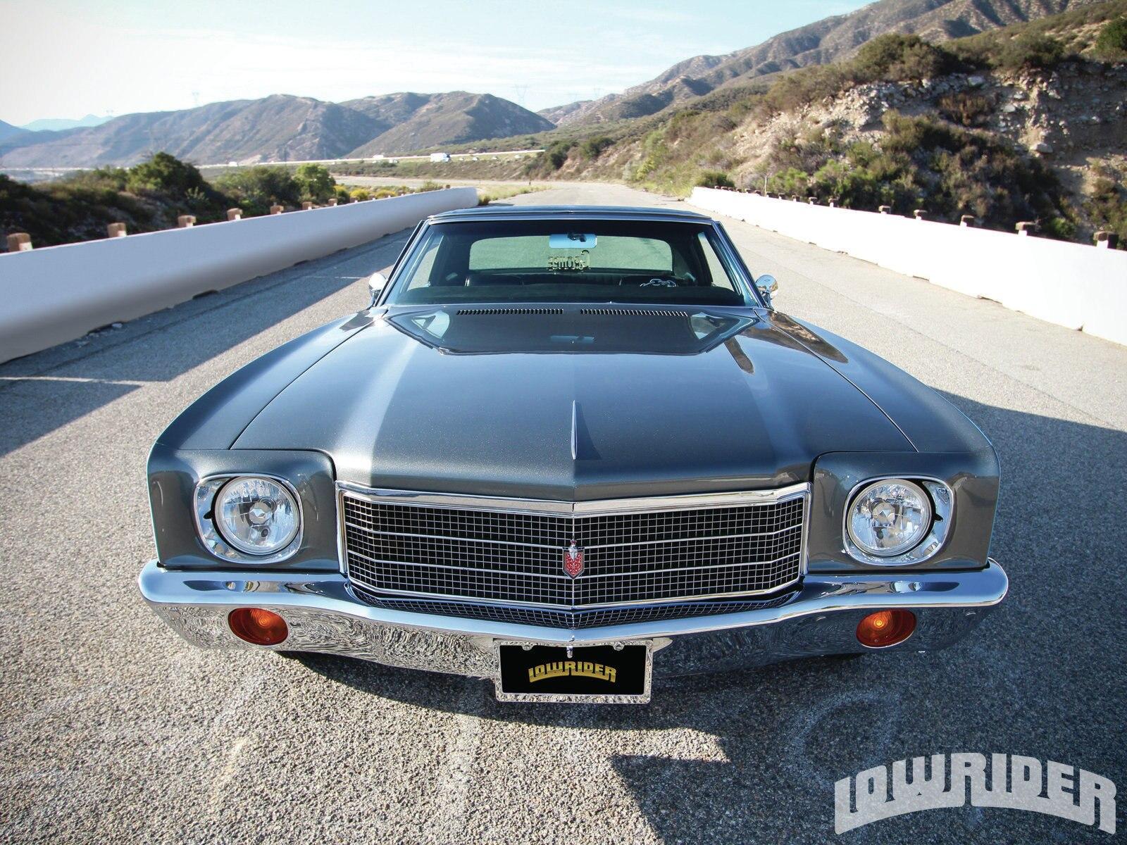 Chevy Monte Carlo Frame