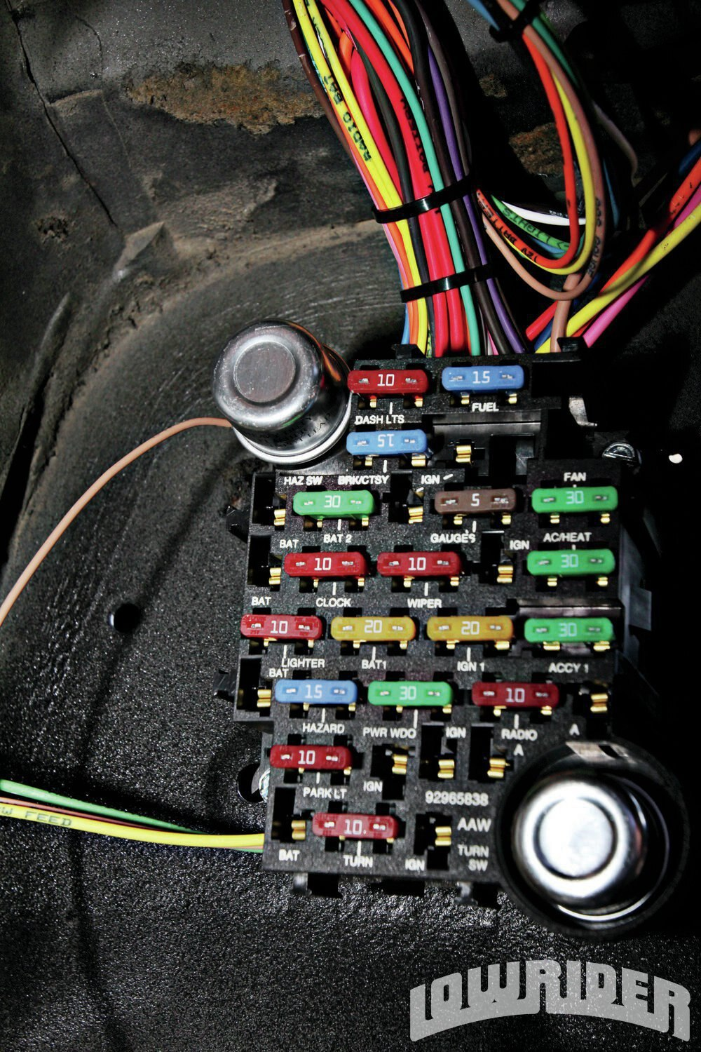 American Autowire Install