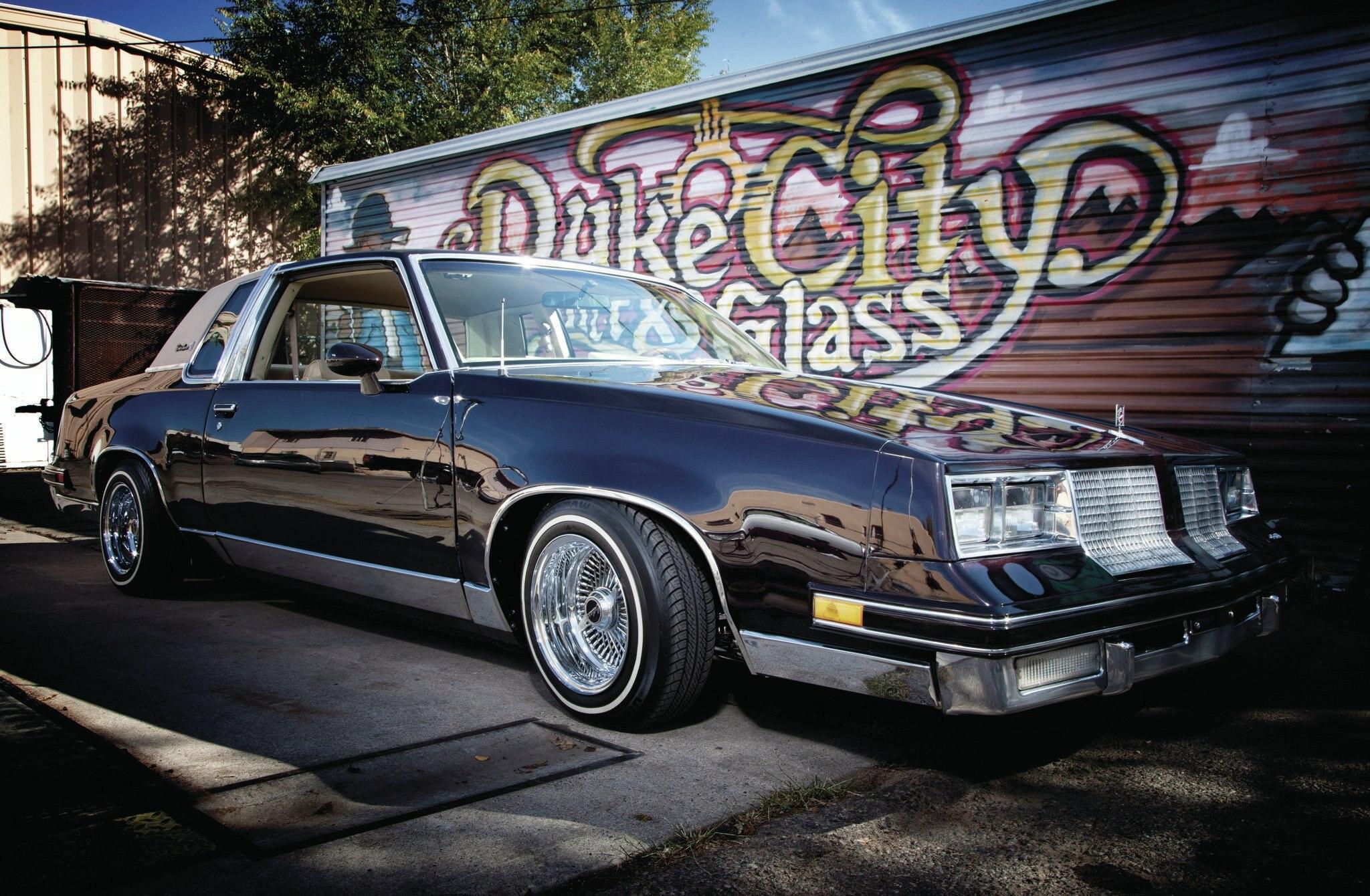 1985 Oldsmobile Cutlass Childs Play Cutlass