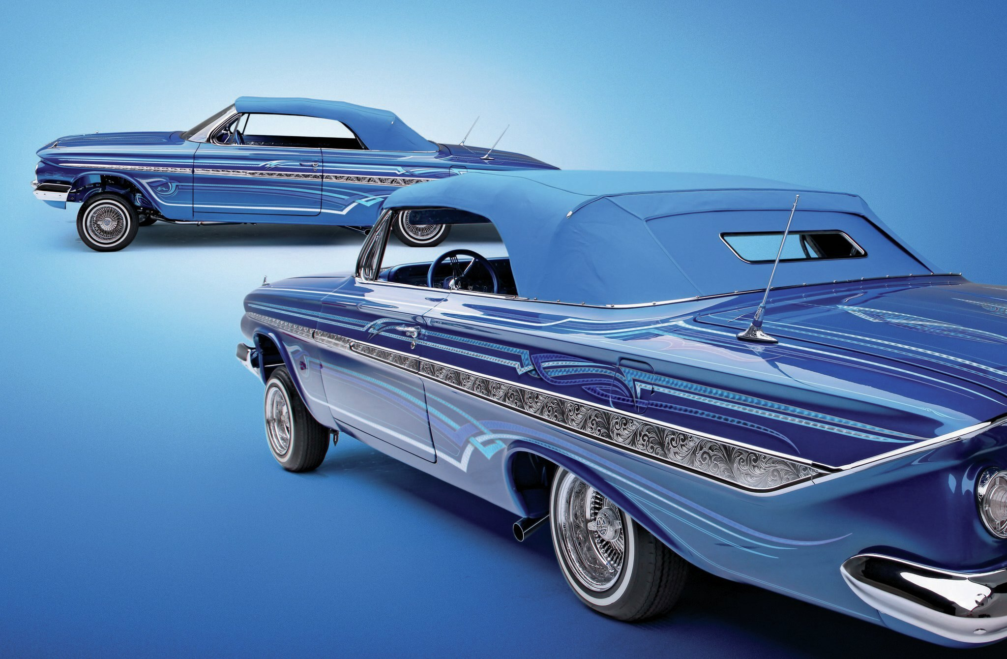 1961 Chevrolet Impala Convertible   The Only One 2 18
