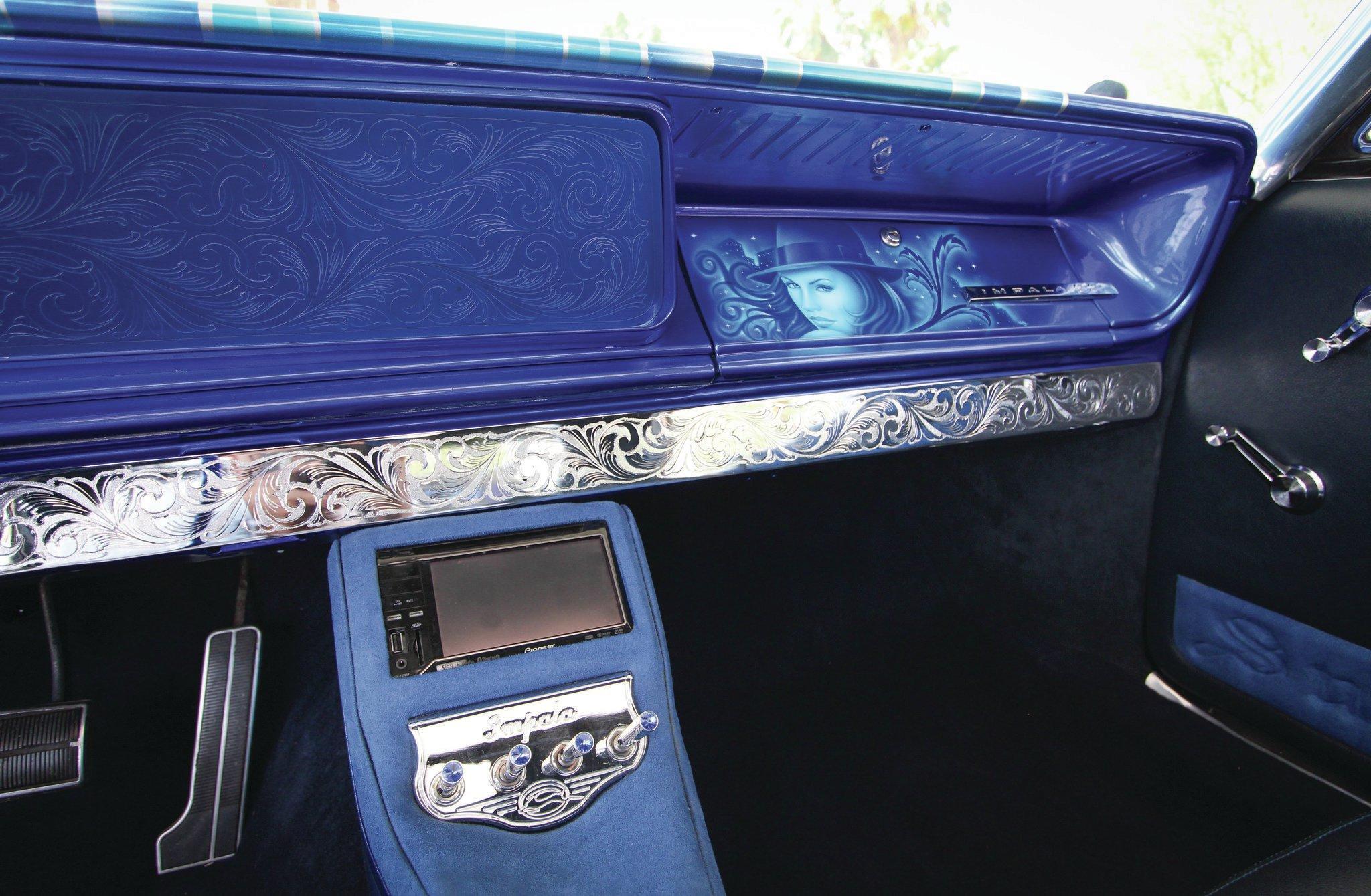1966 Chevrolet Impala Classic Six Six