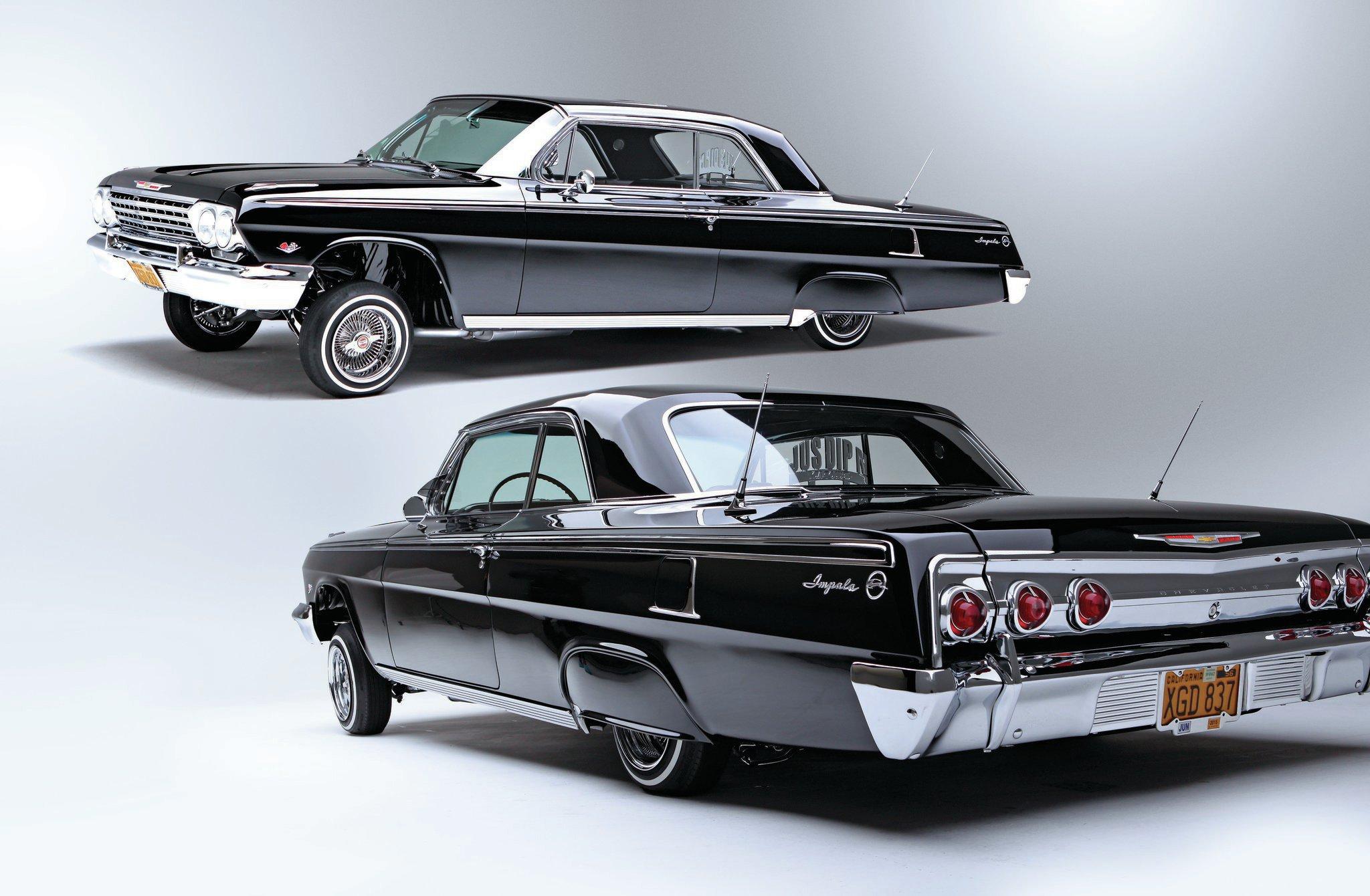 Impala Kit Interior 1964