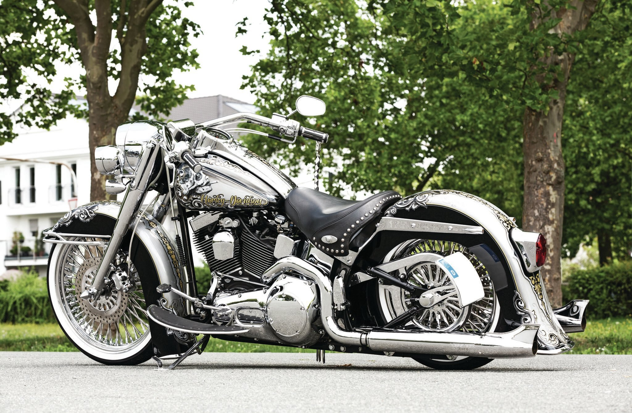 Unusual Harley Davidson Softail Wiring Diagram Images - Everything ...