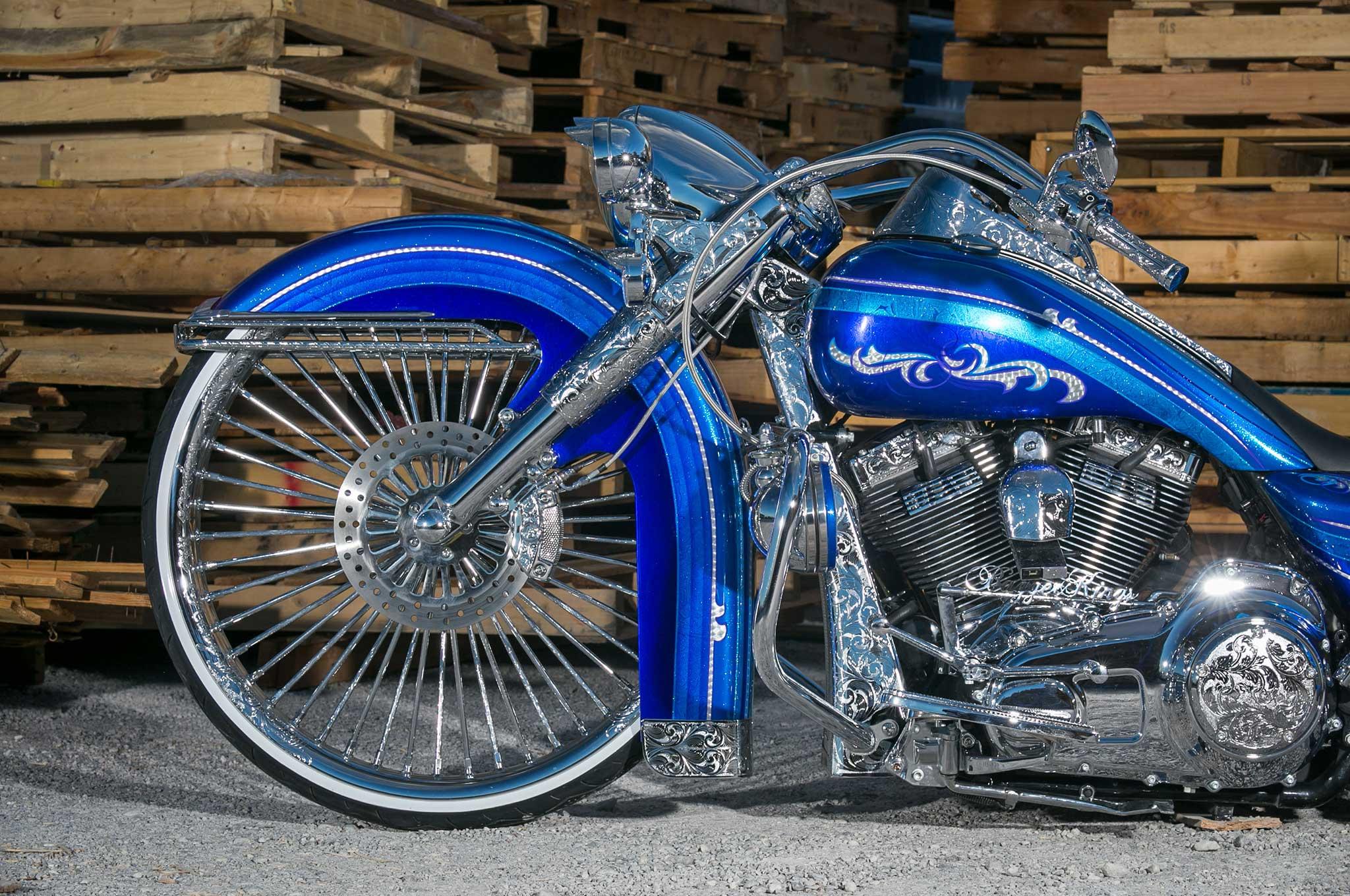 Harley Motorcycle Rims 20 Inch