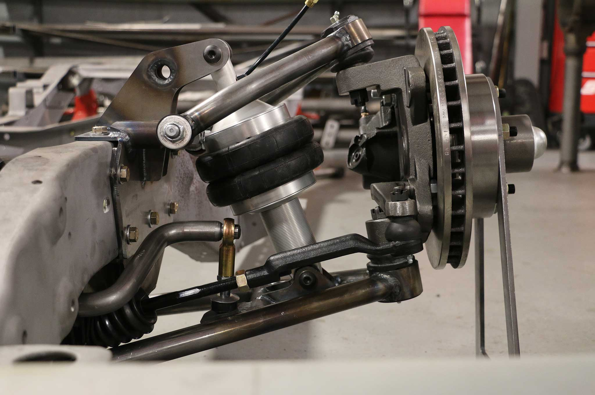 chevy truck independent suspension with frame Chevy Colorado Front Suspension