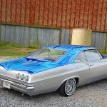 1965 Chevy Impala Ss Hardtop Change Of Plans