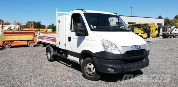 Used Iveco Daily 35C13 dump Trucks Year: 2012 Price: US ...