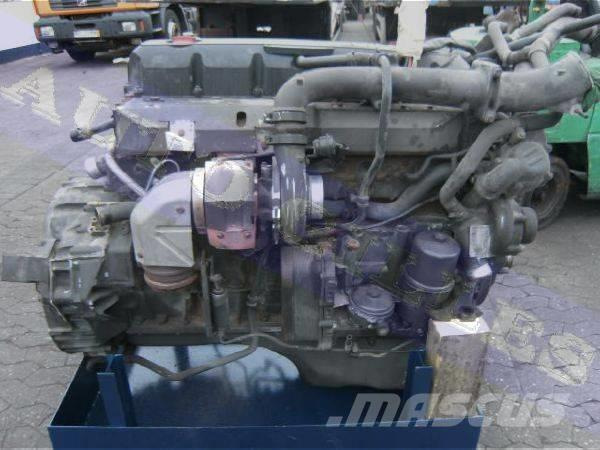 Used Daf Paccar 105 460 Engines Year For Sale