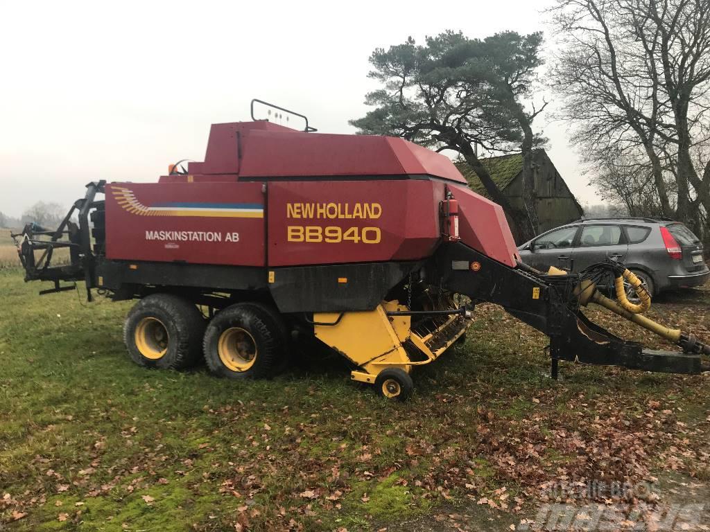 New Holland Bb940rt Preco 10 355 Ano De Fabrico