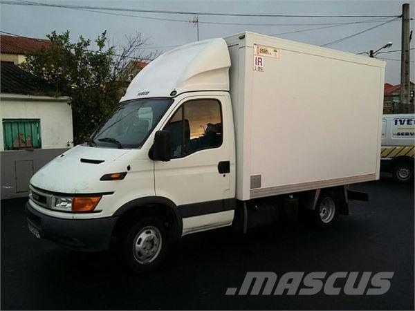 Used Iveco DAILY 35C13 temperature controlled for sale ...