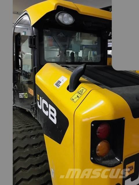Used JCB 260 T ECO skid steer loaders Year: 2012 for sale ...