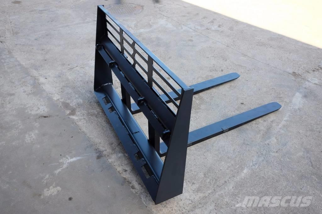 Used Skid Steer Pallet Forks Other Components Year