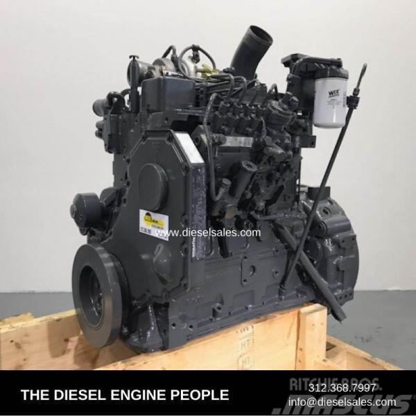 Cummins 4BT - Engines, Price: £4,970, - Mascus UK