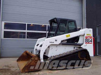 Used Bobcat 864 Wheel Loaders Year For Sale