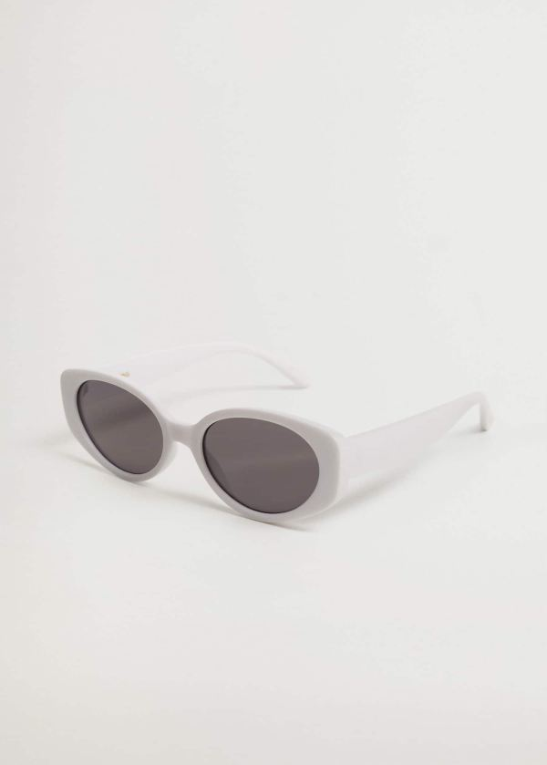 Acetate frame sunglasses Mango