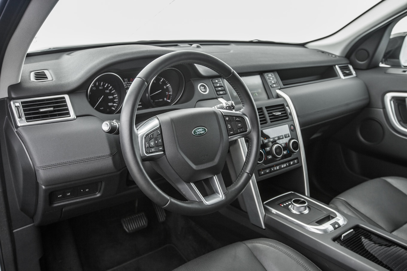 100 [ 2015 Land Rover Lr4 Interior ]