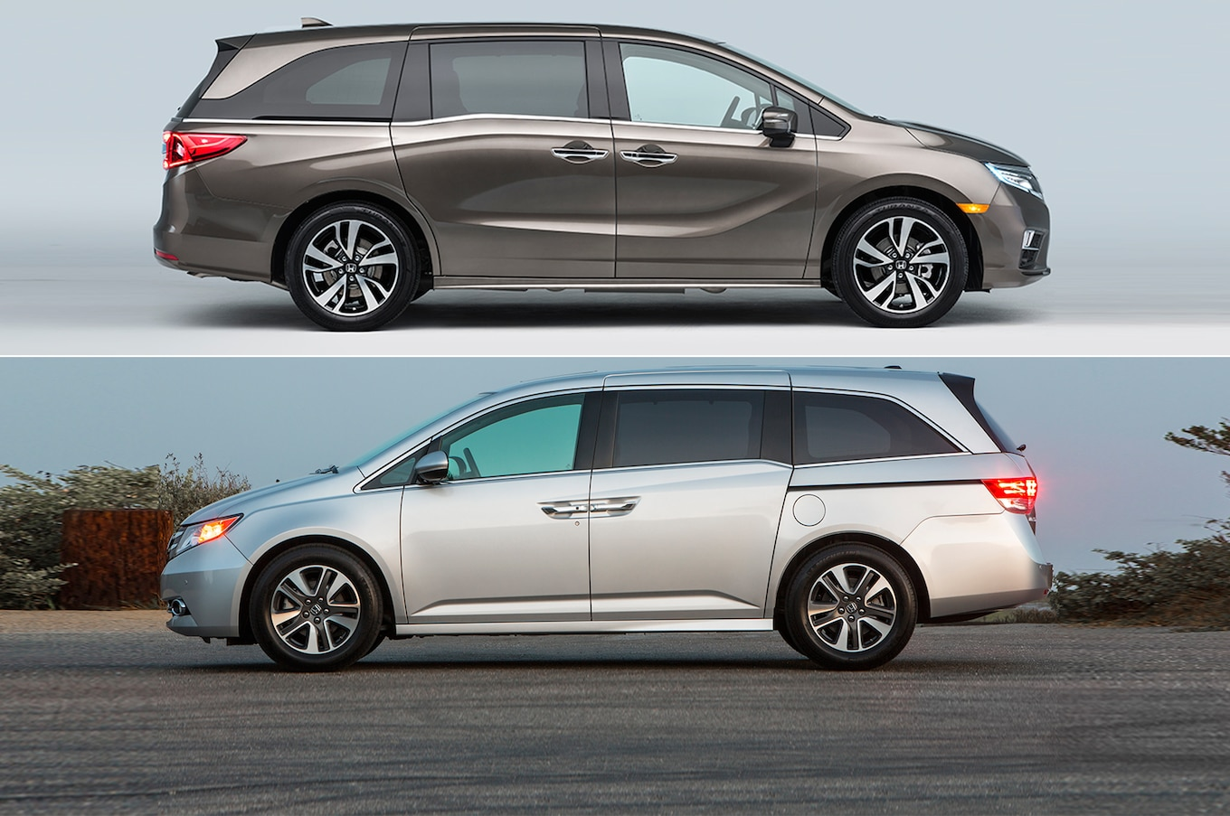 2017 Honda Odyssey Vs 2018 Honda Odyssey Buy Now Or Wait