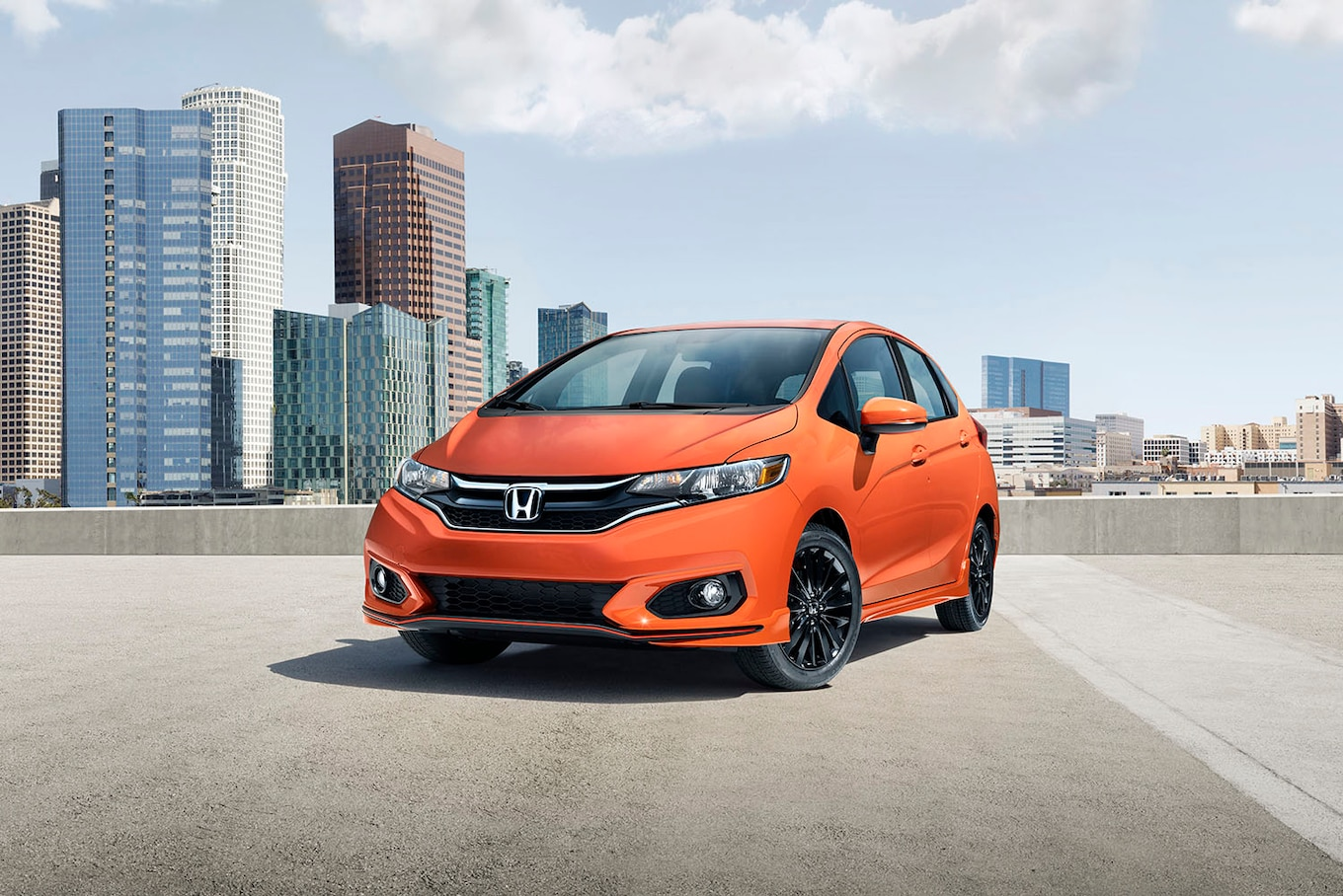 2018 Honda Fit Adds New Trim Level and Safety Features ...