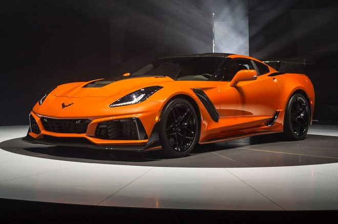 2019 chevrolet corvette zr1the numbers - motor trend canada