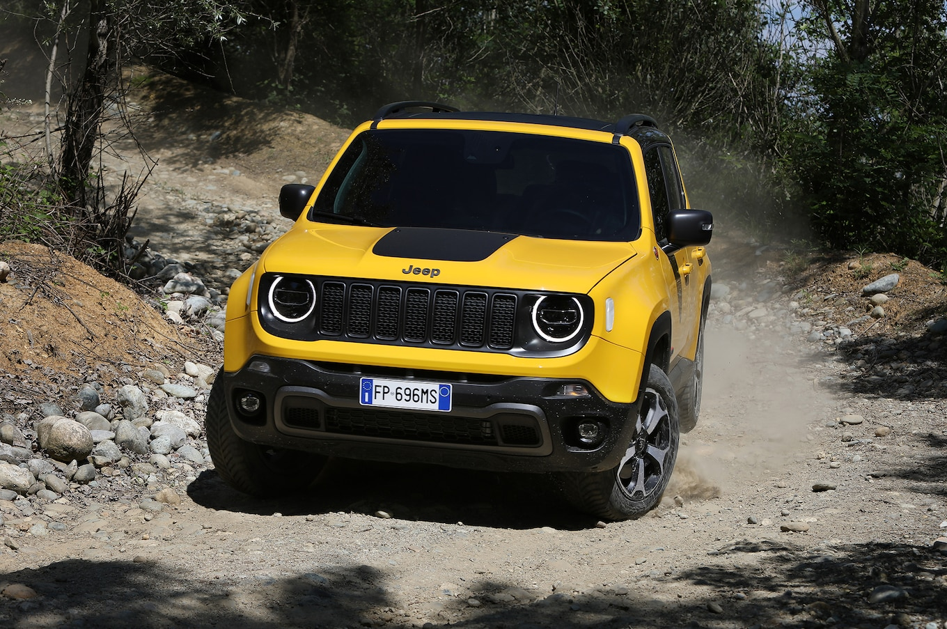2019 Jeep Renegade Revealed in Full - Motor Trend Canada