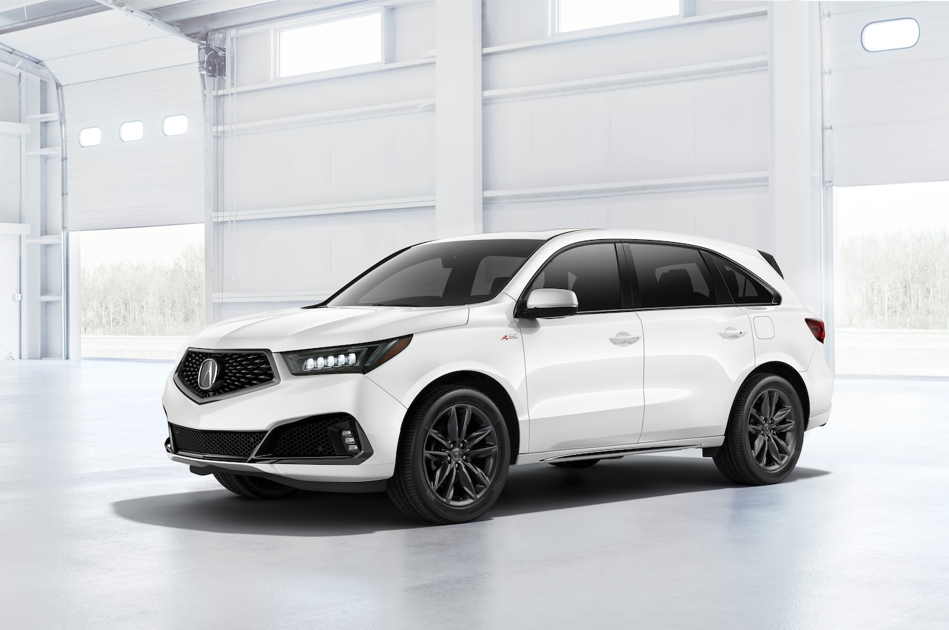 2019 Acura MDX Receives A-Spec Package, Updated Nine-Speed ...