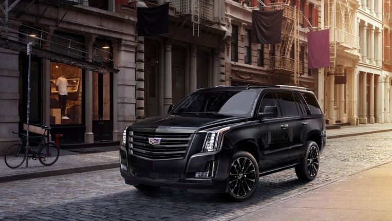 2019 Cadillac Escalade Goes Stealth With Sport Edition ...