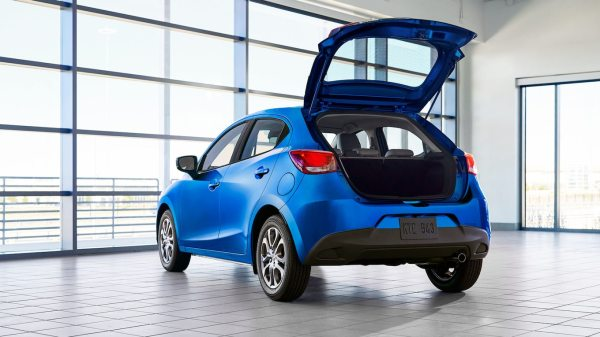 2020 Toyota Yaris Hatchback Is Basically a Mazda2 - Motor ...