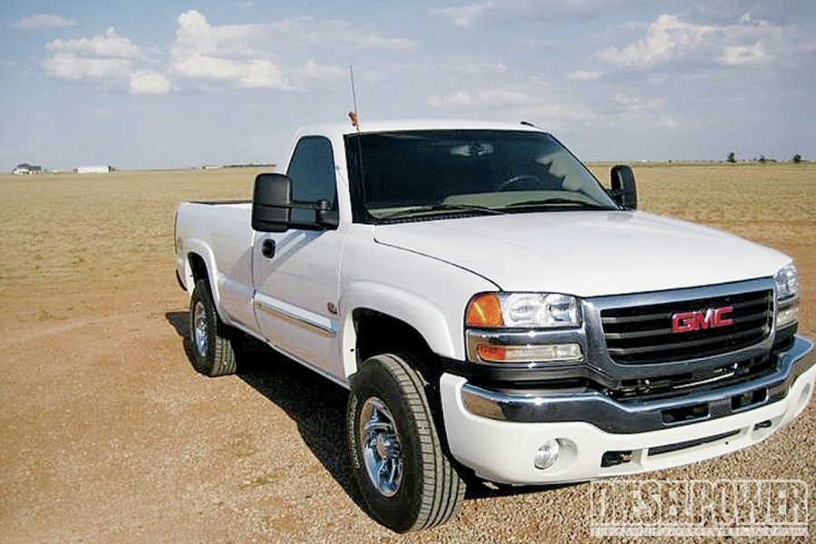 2006 GMC Sierra Reviews and Rating   Motor Trend 3   152      2006 GMC