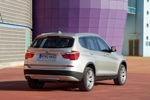 2014 BMW X3 Reviews and Rating | Motor Trend