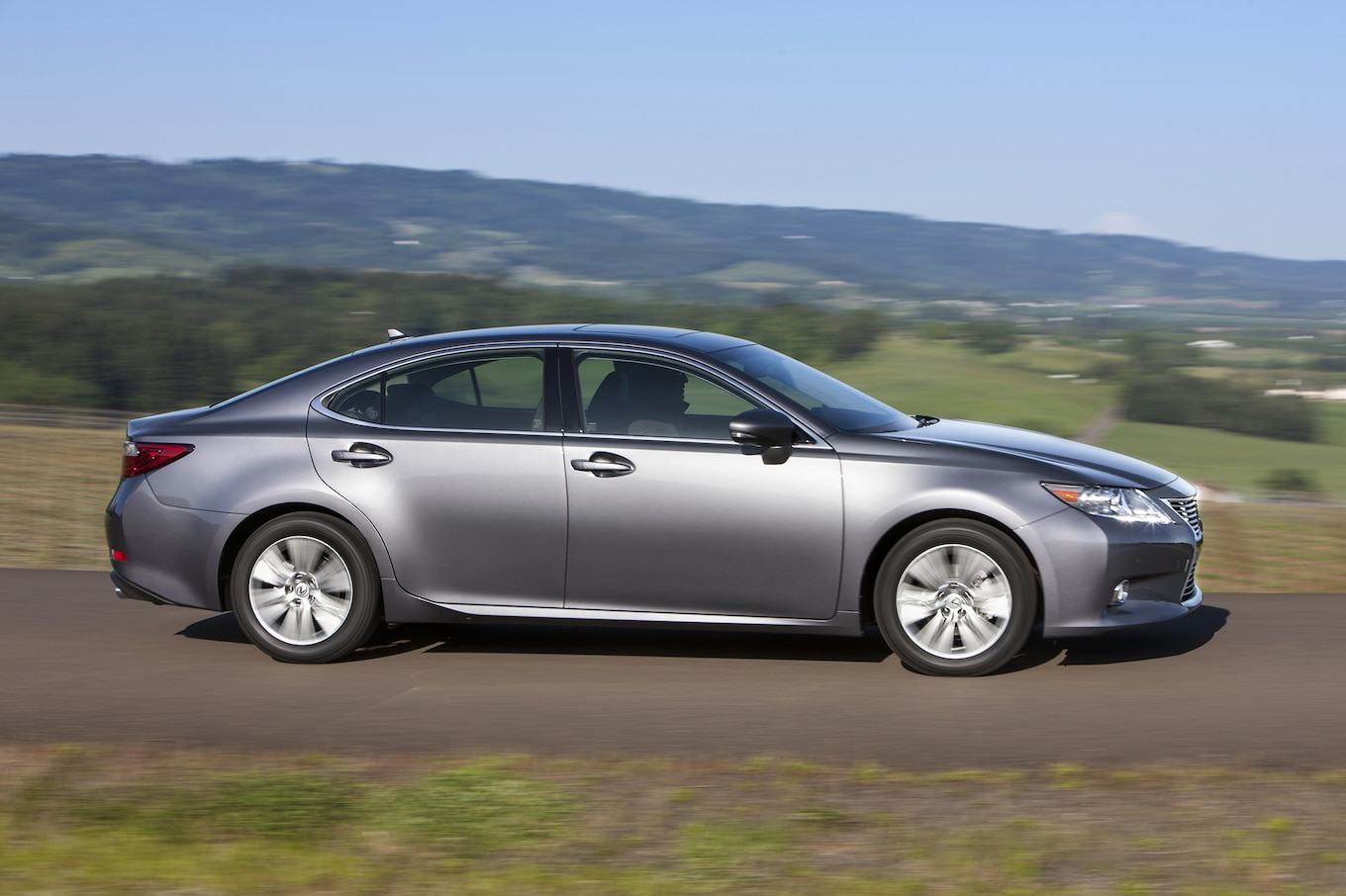 2014 Lexus ES350 Reviews and Rating