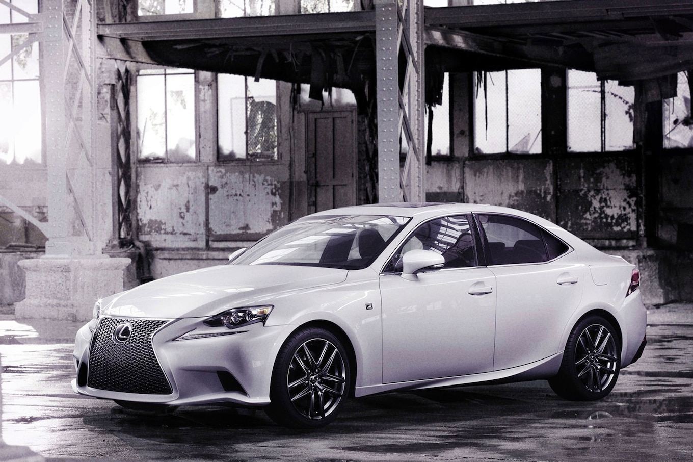 2014 Lexus IS350 Reviews and Rating