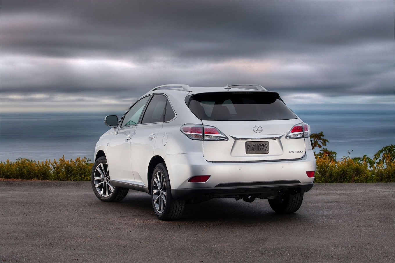2014 Lexus RX350 Reviews and Rating