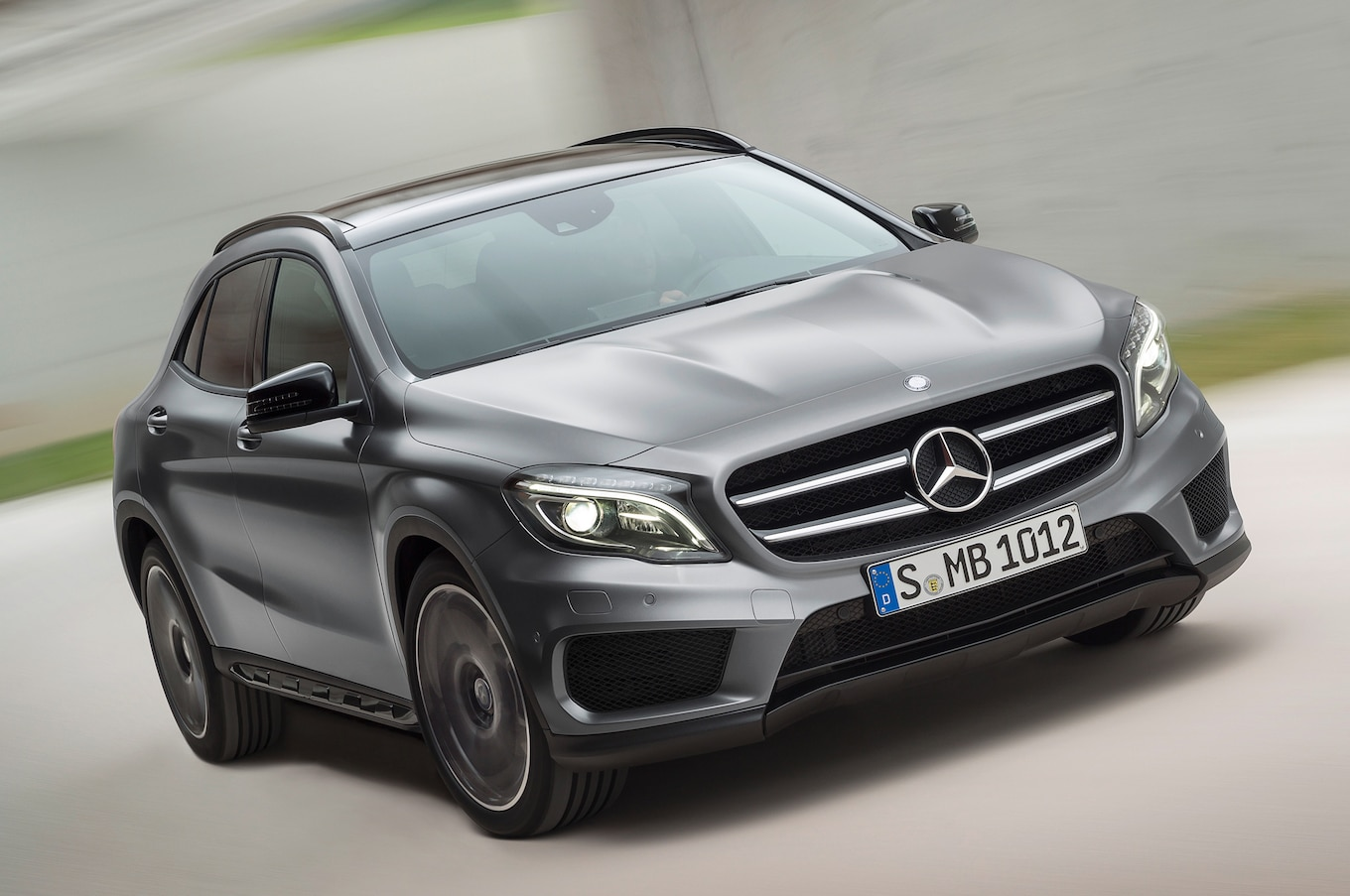 2015 Mercedes Benz GLA Class Reviews And Rating Motor Trend
