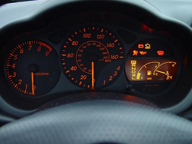 2004 Mazda 3 S Hatchback Motor