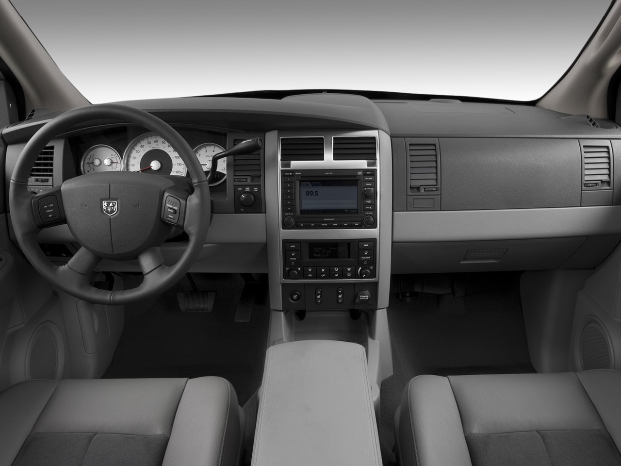 2007 Dodge Durango Reviews And Rating Motortrend
