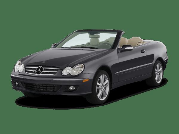 2009 MercedesBenz CLKClass Reviews Research CLKClass